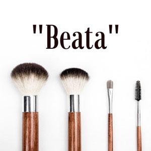 """Realizacja Gabinet Kosmetyczny """"Beata"""", Brodnica Logo"""
